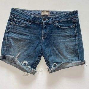 Women's Short Shorts by: Paige